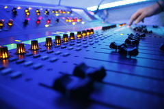 Free Sound Mixer Royalty Free Stock Images - 19447579