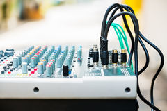 Free Sound Mixer Royalty Free Stock Photo - 40066785