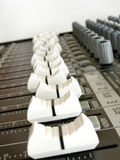Sound mixer Stock Images