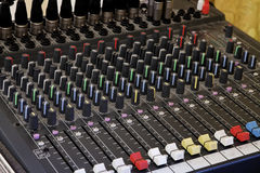 Mixer Royalty Free Stock Photography