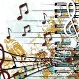 Sound of music royalty free illustration