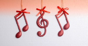 Sound Of Christmas Royalty Free Stock Photos