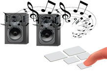 Sound Royalty Free Stock Photos