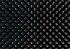 Sound Proof Foam Royalty Free Stock Photos