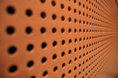 Sound proof wall Royalty Free Stock Image