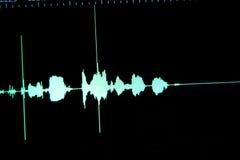 Sound recording studio audio Royalty Free Stock Photo