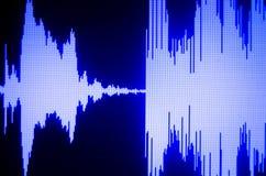Sound recording studio audio Stock Photos