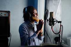 Sound recording Royalty Free Stock Photography