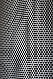 Sound reflexion filter. Pattern of sound reflexion filter Royalty Free Stock Photos