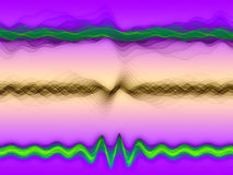 Sound Sine Waves Royalty Free Stock Image