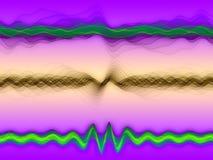 Sound Sine Waves Royalty Free Stock Image