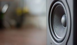 Sound space in room Stock Photography