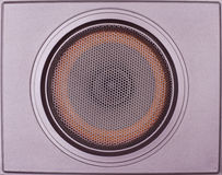 Sound speaker Stock Photography