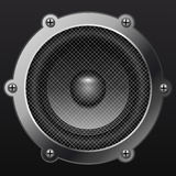 Sound speaker Royalty Free Stock Image