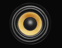 Sound speaker royalty free stock photography
