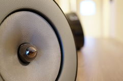 Sound speaker Royalty Free Stock Photos