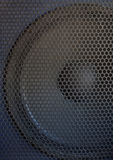 Sound Speaker grill texture Royalty Free Stock Images