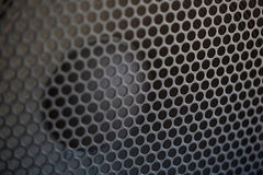 Sound Speaker grill texture Stock Images