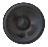 Sound speaker isolated Royalty Free Stock Photo