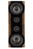 Sound speaker tower Stock Images