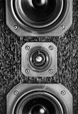 Sound Speakers Royalty Free Stock Photos