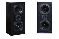 Sound Speakers stock photo