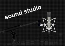 Sound Studio Stock Photos