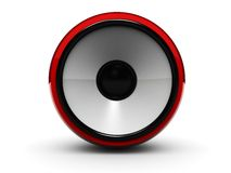 Sound system Royalty Free Stock Photo