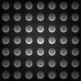sound vägg Arkivbild