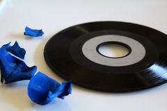 Sound vinyl Royalty Free Stock Photography