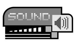Sound volume Stock Photo
