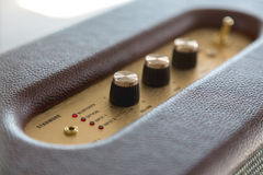 Sound volume controls Royalty Free Stock Images