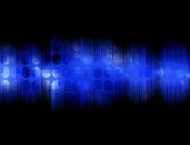 Sound Wave 5 Royalty Free Stock Photos