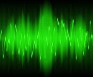 Sound wave Royalty Free Stock Photos
