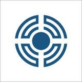 Sound Wave Logo Design Element vector illustration