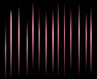Sound wave pink Royalty Free Stock Photo
