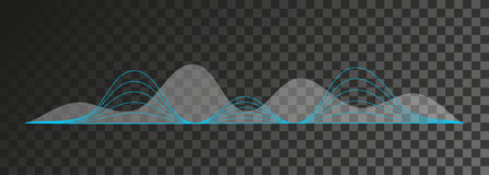 Sound wave Stock Images
