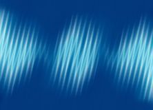 Sound waves royalty free stock photos