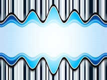 Sound waves Stock Images
