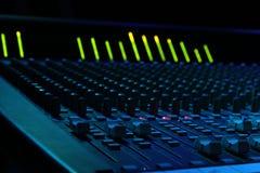 soundboard федингмашин Стоковое фото RF
