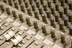 Soundboard Stockfotos