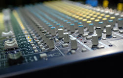 Soundboard Stock Photography
