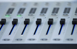 Soundboard Obraz Stock
