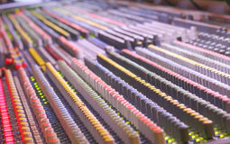 soundboard foto de stock royalty free