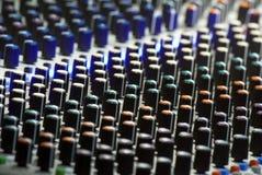 Soundboard texture Stock Photography