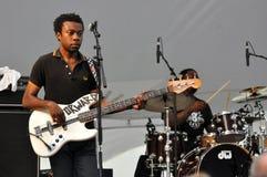 Soundclash bédouin Images stock
