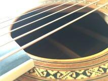 Soundhole Imagens de Stock