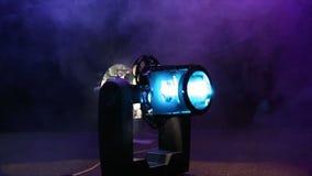 Soundlights del punto almacen de metraje de vídeo