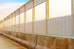 Soundproof panels Stock Photography
