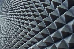 Soundproofing tło Zdjęcie Stock